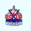 Значок Чемпионат Мира 2016 металл