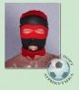 Шапка-маска чёрно-красная (2)