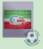 Флаг АК БАРС (2) (90х60)