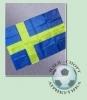 Флаг Швеции 90х135