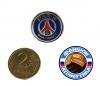 значок ПСЖ металлический Франция