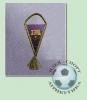 Вымпел1 малый треугольный ФК Барселона