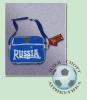 """Сумка синяя """"Россия"""""""
