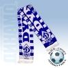 Шарф F.C. Dynamo (вязаный)