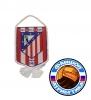Вымпел малый 1 ФК Атлетико Мадрид