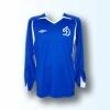 Футболка игровая (короткий и длинный рукава) '08, синяя